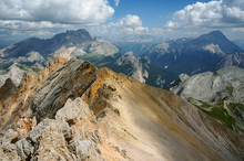 Panorama From The Top Of Col B...