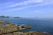 Scenic Shot Of Yin Yang Sea Ruifang District