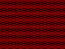 Vector Background Image. Red S...