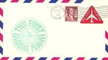 Luftpost Airmail USA Amerika A...