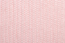 Knitted Pink Background, Knit...