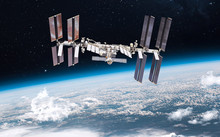 International Space Station On...