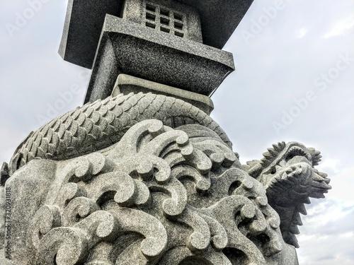 statue Tablou Canvas