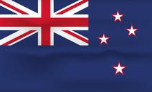 New Zealand Flag Icon And Logo...