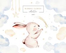 Cute Baby Rabbit Animal Dream ...