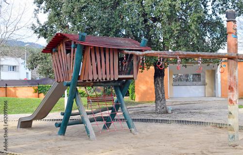 Photo Parque Francesc Macia en Malgrat de Mar Barcelona España