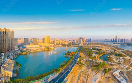 Fototapety, obrazy: Urban scenery of Quanzhou City, Fujian Province, China