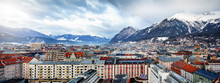 Panorama Von Der Stadtlandscha...
