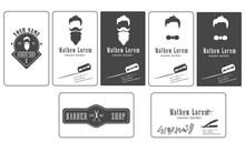 Template Barber Shop Business ...
