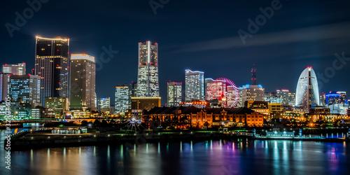 Night view of Yokohama ~ 横浜 みなとみらい 夜景 ~