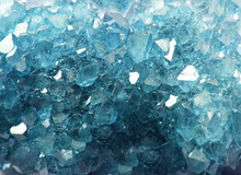Aquamarine Gem Crystal Quartz Mineral Geological Background
