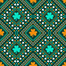 St Patricks Day Themed Shamroc...