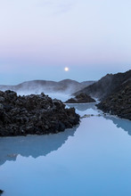 Blue Lagoon, Iceland By Camero...