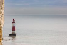 Chalk Cliffs And Beachy Head L...