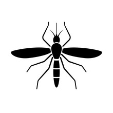 Mosquito Sign Icon