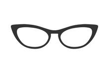 Sunglasses Or Glasses Silhouette