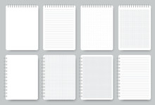 Notebook Page Set, Notepad Lin...
