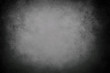 Gray grungy canvas background