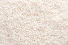 Basmati Rice Seeds Texture