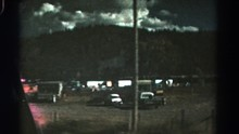 COLORADO USA-1967: Trailer Par...