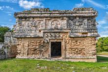 Chichen Itza Mayan Ruins In Mexico