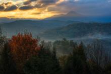 Dawn Light Breaks Through Stor...