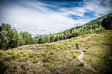 Mountain Biking Across Mountai...