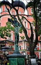 Necropolis Of Danilov Monastery