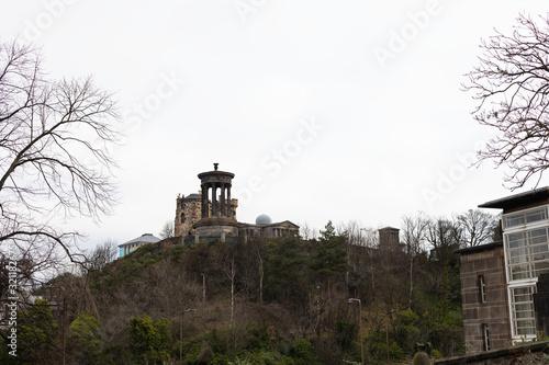Fotografía Dugald Stewart monument