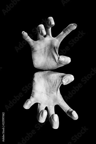 Obraz na plátne big catch gesture