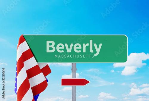 Fototapeta Beverly – Massachusetts