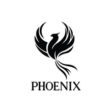 Phoenix Business Logo. Phoenix...