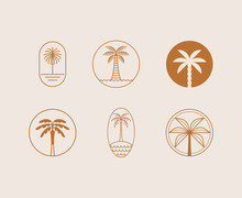 Vector Logo Design Template Wi...
