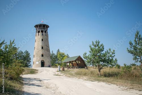Fototapeta  Józefów, Roztocze, Wieża widokowa, POLSKA obraz