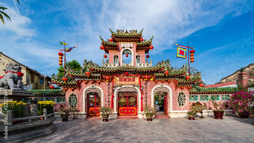 Fujian Assembly Hall in Hoi An Fototapete