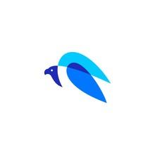 Eagle Falcon Bird Logo Vector ...