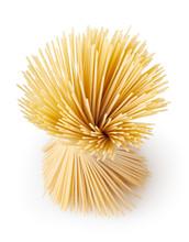 Uncooked Dried Spaghetti Pasta...