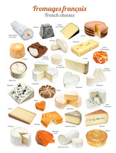 Fromages Français / French Ch...