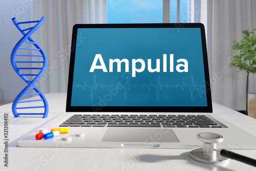 Photo Ampulla – Medizin/Gesundheit