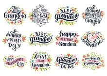 I Love Grandma.Best Granny Eve...
