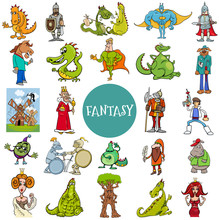 Comic Fantasy And Fairy Tale C...