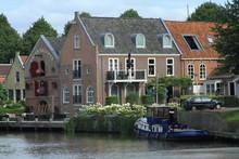 Maison Typique Des Pays-Bas
