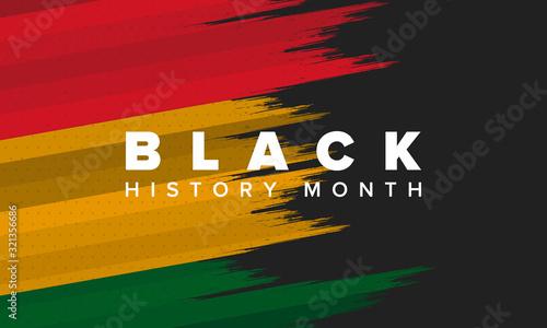 Fotografia, Obraz Black History Month