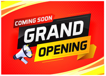Coming Soon Grand Opening Wor...