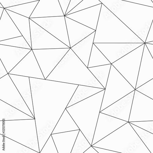 Tapety białe  monochromatyczny-wzor-trojkata