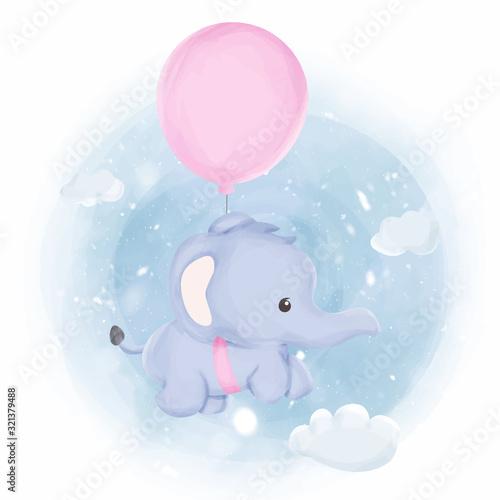 sloniatka-latajacego-na-niebie