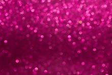 Violet Abstract Glitter Defocu...