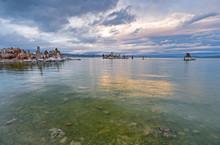Winter In Mono Lake