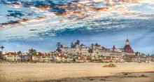 Panoramic Sunset View Of San D...