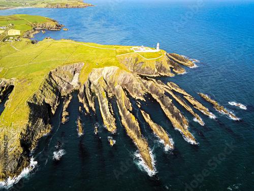 Galley Head Lighthouse Slika na platnu